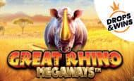 Great Rhino Megaways Giant Wins